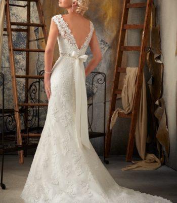 1901 suknia ślubna