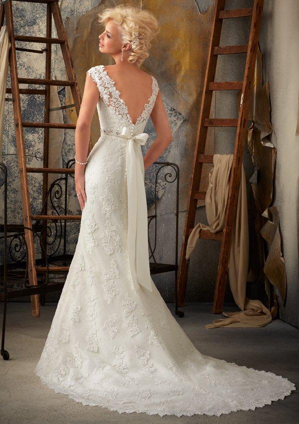 1901 suknia ślubna - Suknie ślubne