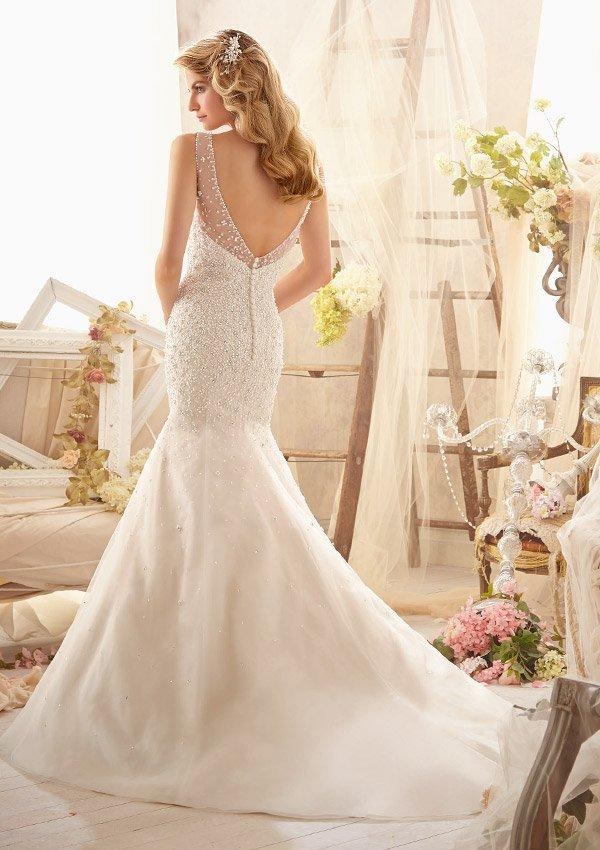 2624 suknia ślubna - Suknie ślubne