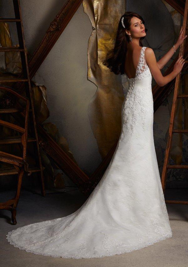 5109 suknia ślubna - Suknie ślubne