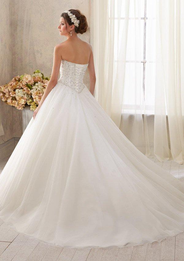 5216 suknia ślubna - Suknie ślubne