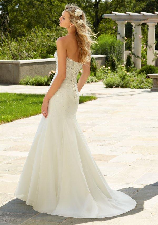 6744 suknia ślubna - Suknie ślubne