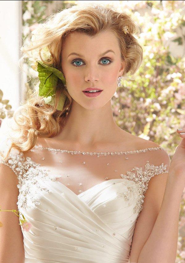 6777 suknia ślubna - Suknie ślubne