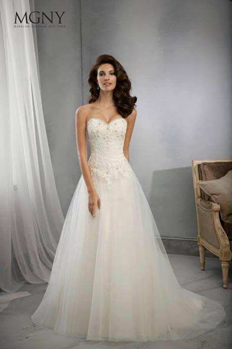 39006 suknia ślubna