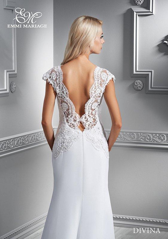 Divina suknia ślubna - Suknie ślubne