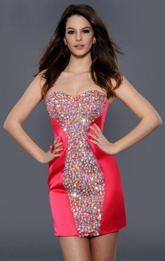 21675 suknia wieczorowa