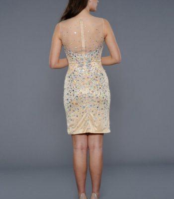 21806 suknia wieczorowa