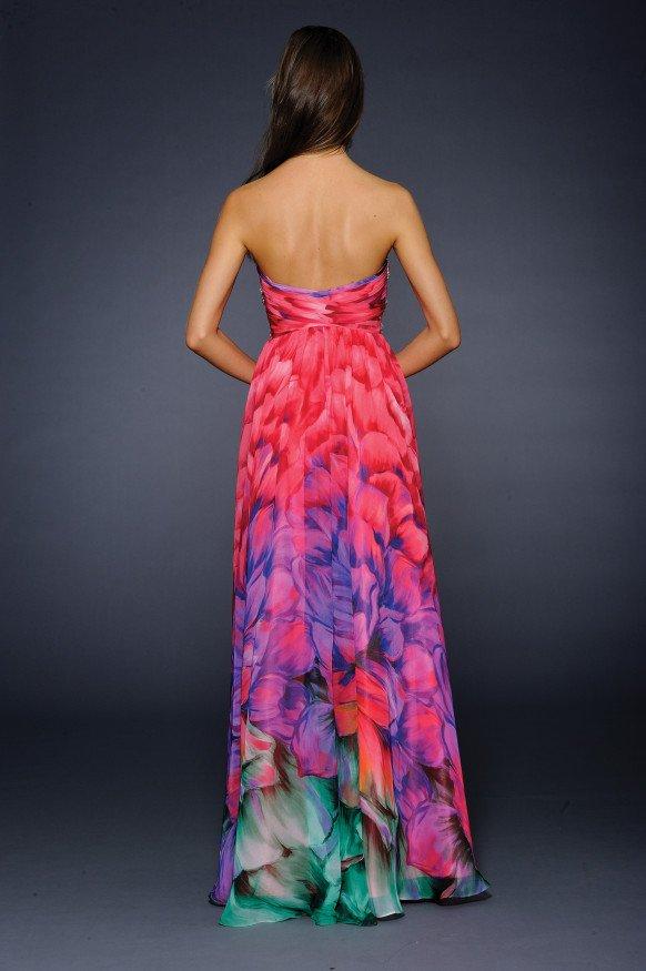 42054 suknia wieczorowa - Suknie wieczorowe