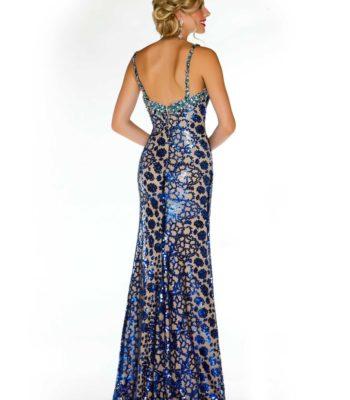 81812md suknia wieczorowa
