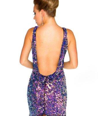 3464 sukienka mini