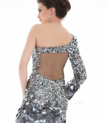 3615 sukienka mini