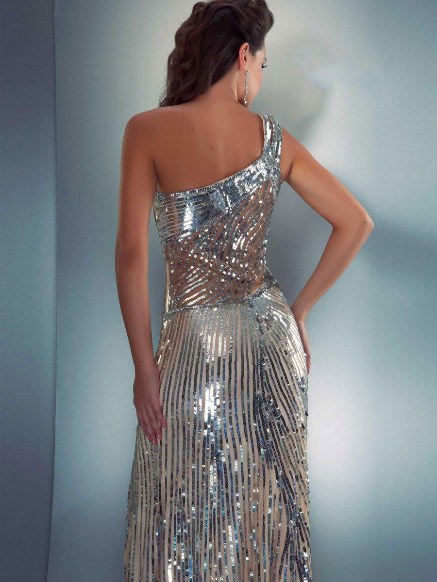 3700 suknia wieczorowa - Suknie wieczorowe