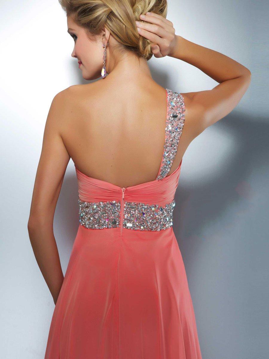 64410 suknia balowa - Niebieskie/granatowe