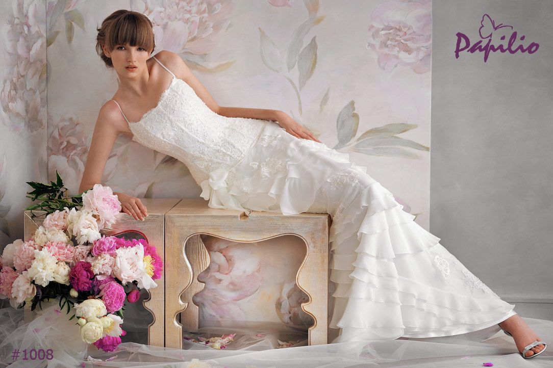 1008 Suknia ślubna - EMPIRE