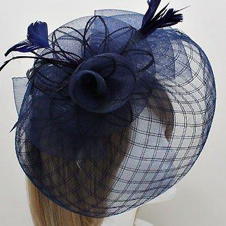 kapelusz wieczorowy 8 - kapelusze