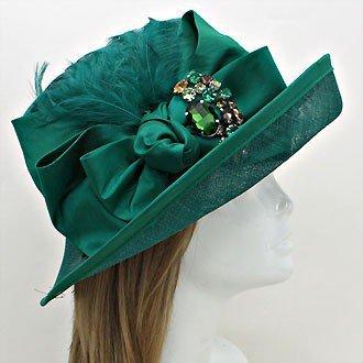 kapelusz wieczorowy 9 - kapelusze