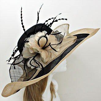 kapelusz wieczorowy 11 - kapelusze