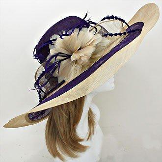 kapelusz wieczorowy 13 - kapelusze