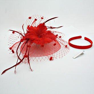 kapelusz wieczorowy 23 - kapelusze