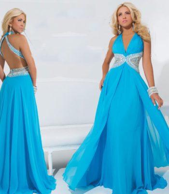 114716TB suknia wieczorowa