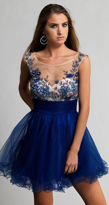 9103 sukienka krótka