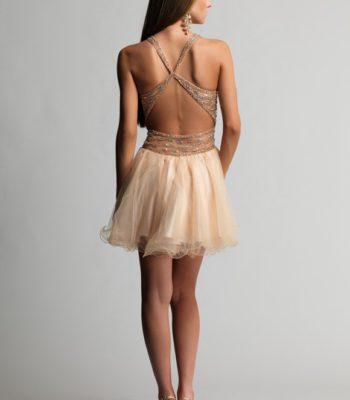 9244 sukienka krótka