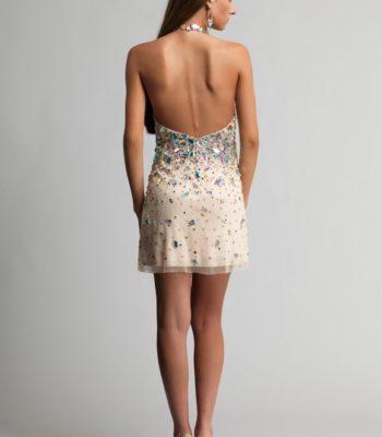 9253 sukienka krótka