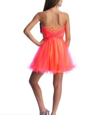 10392 sukienka krótka
