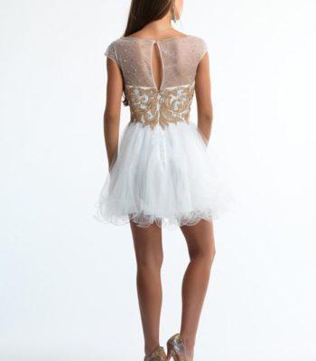10422 sukienka krótka