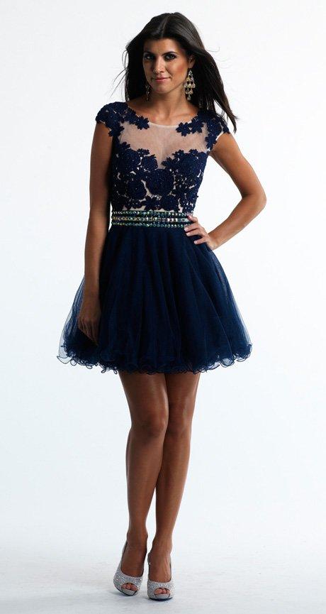 10425 sukienka krótka