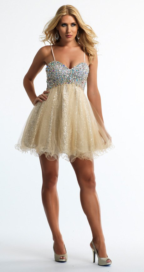 10624 sukienka krótka