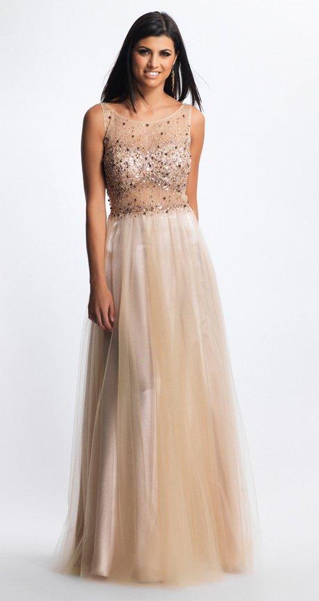 8322 suknia wieczorowa