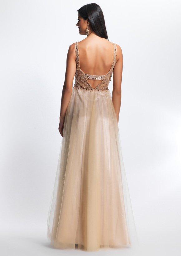8322 suknia wieczorowa - Suknie wieczorowe