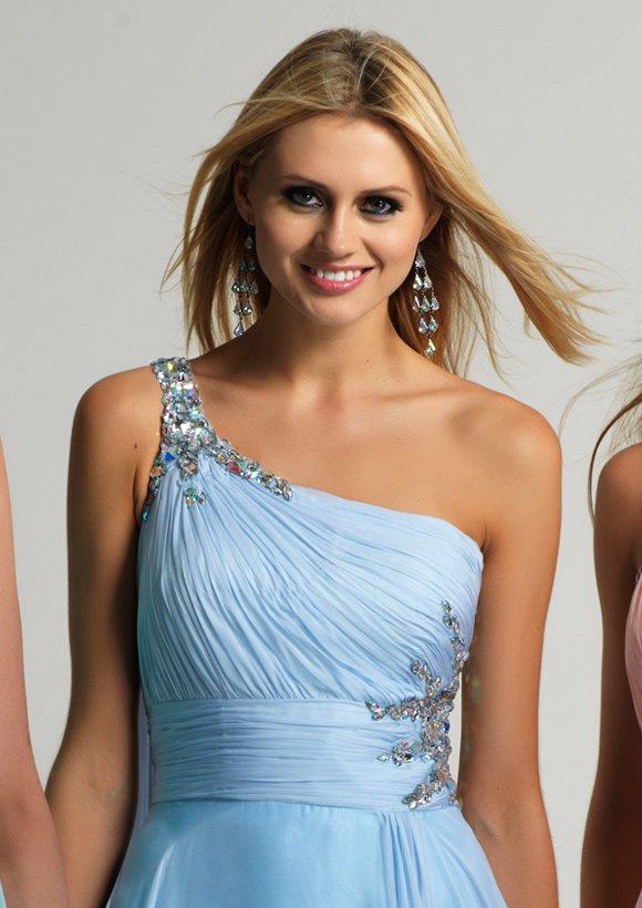 8575 suknia wieczorowa - Suknie wieczorowe