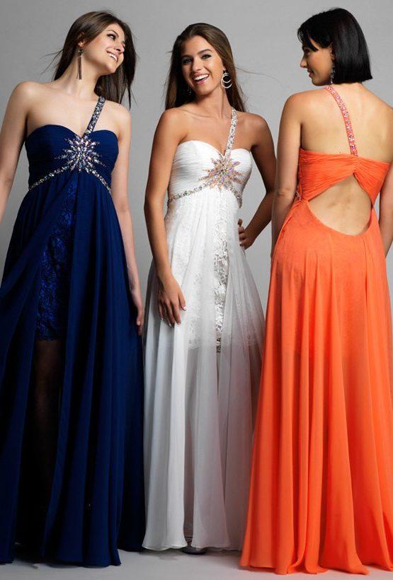 8687 suknia wieczorowa
