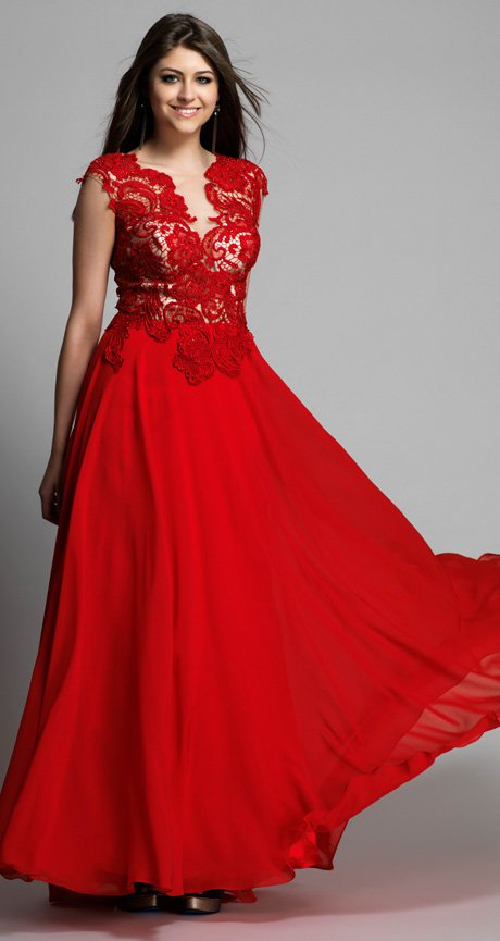 9576 suknia wieczorowa