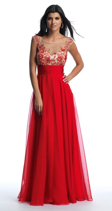 9605 suknia wieczorowa