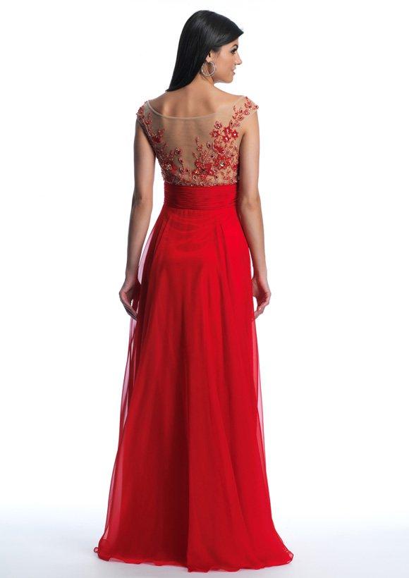 9605 suknia wieczorowa - Suknie wieczorowe