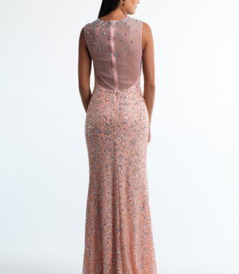 9707 suknia wieczorowa