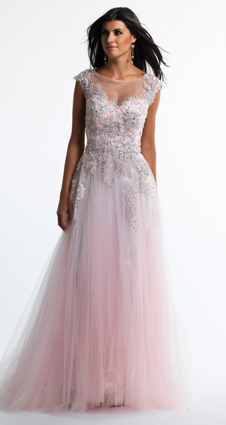 9814 suknia wieczorowa
