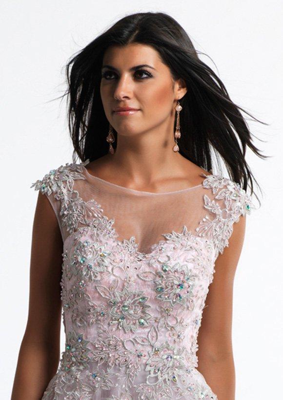 9814 suknia wieczorowa - Suknie wieczorowe