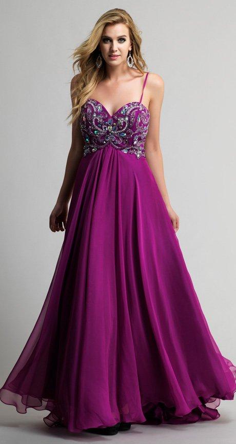9922 suknia wieczorowa