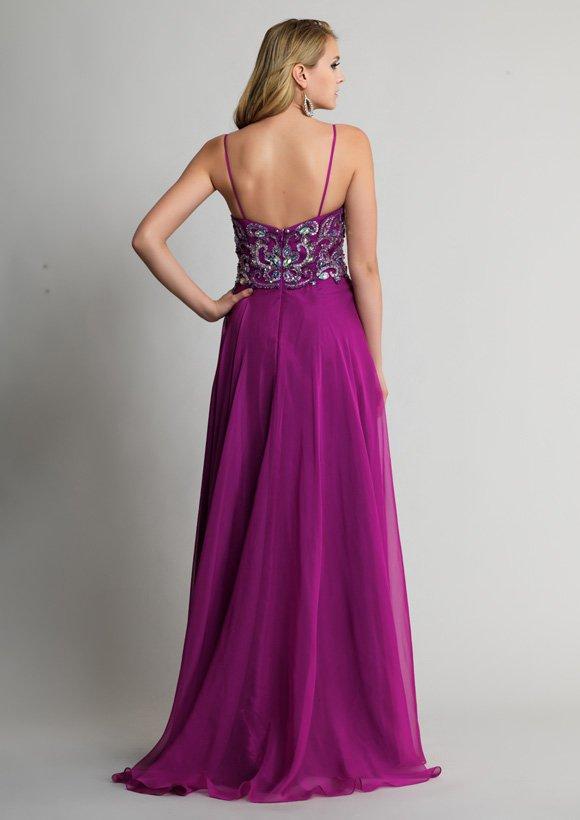 9922 suknia wieczorowa - Suknie wieczorowe
