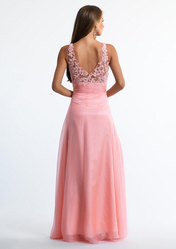 10013 suknia wieczorowa - Suknie wieczorowe