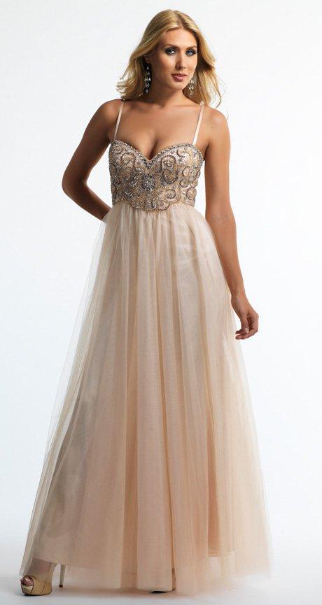 10059 suknia wieczorowa