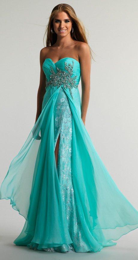 10238 suknia wieczorowa