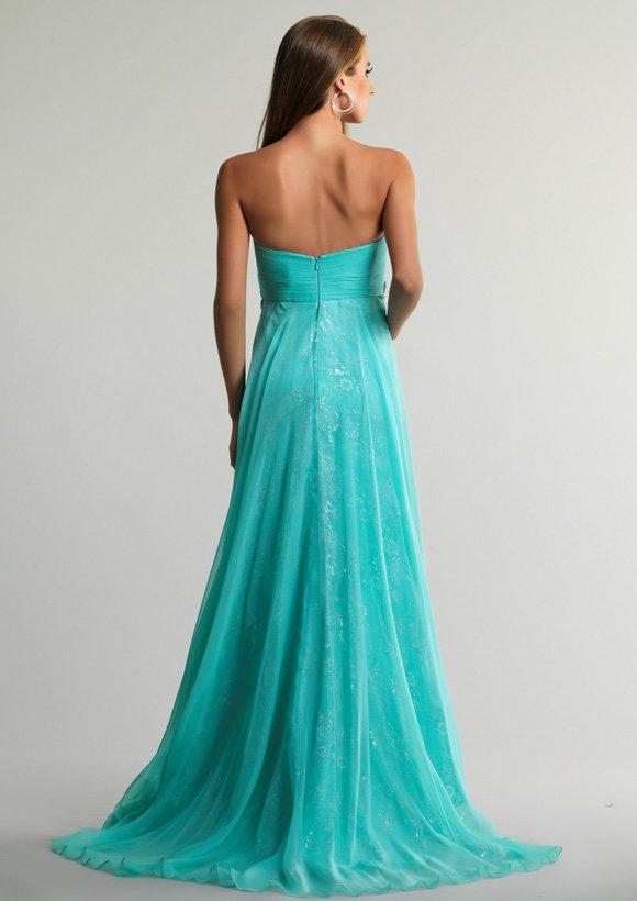 10238 suknia wieczorowa - Suknie wieczorowe