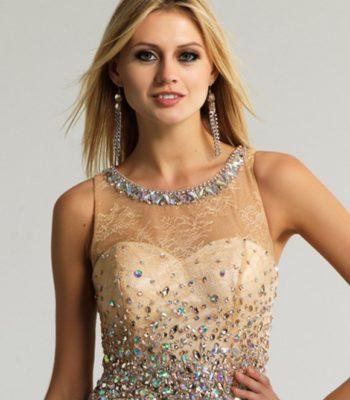 10588 suknia wieczorowa