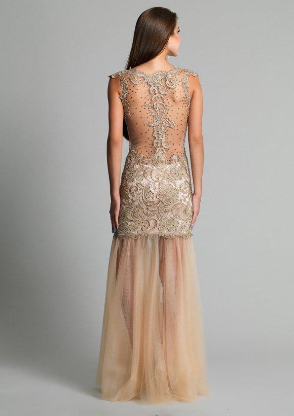 10617  suknia wieczorowa -