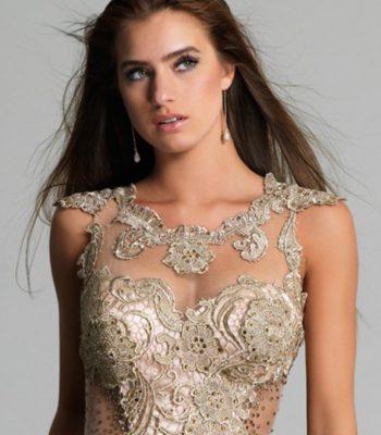 10617  suknia wieczorowa